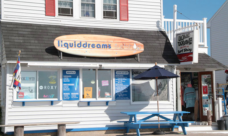 Liquid Dreams Surf Shop